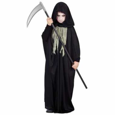 Donkere halloween pak kinderen