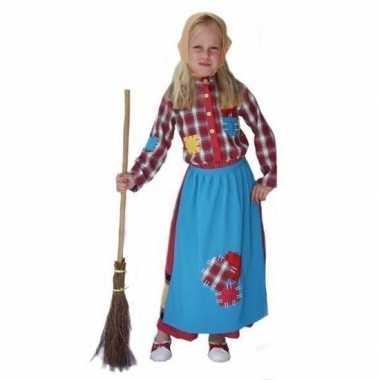 Halloween pak heks meisjes
