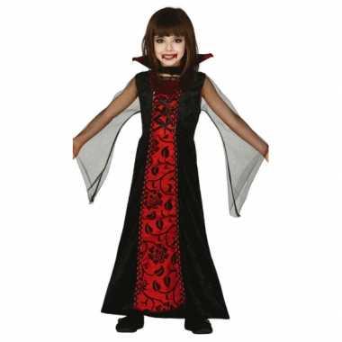 Halloween pak meisjes vampier